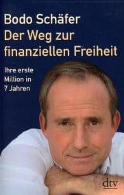 """Buchcover """"Der Weg zur Finanziellen Freiheit"""""""