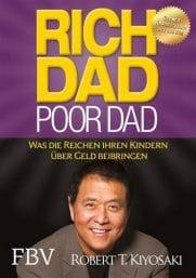 """Buchcover """"Was die Reichen ihren Kindern über Geld beibringen"""""""