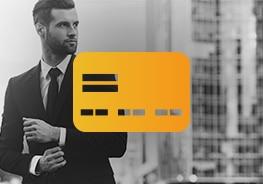 Icon von Kreditkarte
