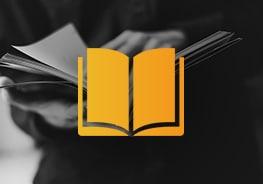 Icon von einem Buch