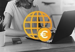 Icon von Online Banking